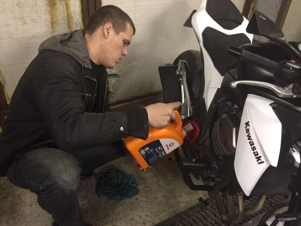 MotoGarage66 Repsol RP-FUTURO.RU Екатеринбург