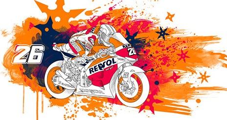 Repsol Moto Racing купить в Екатеринбурге